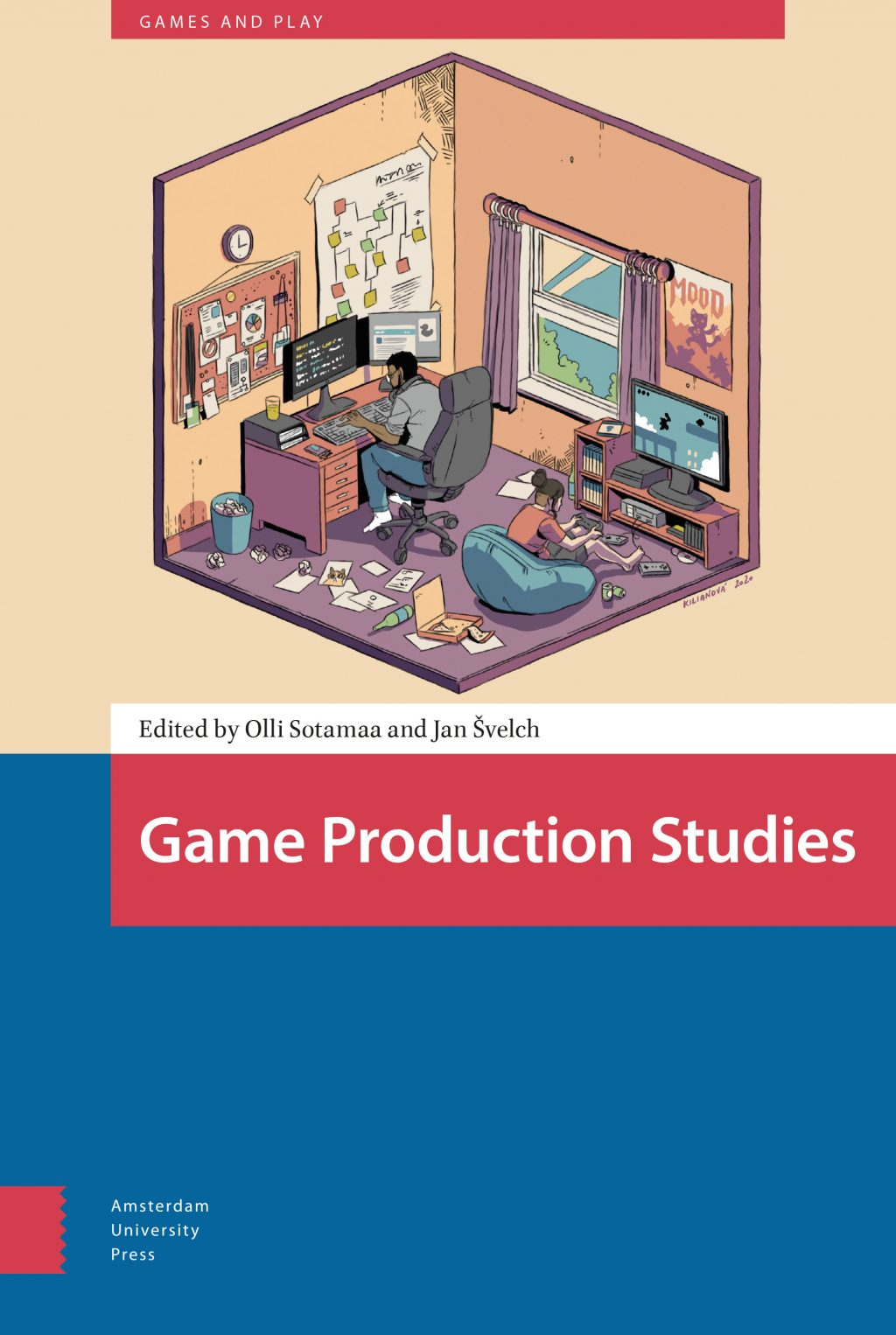 Game Production Studies Edited Collection