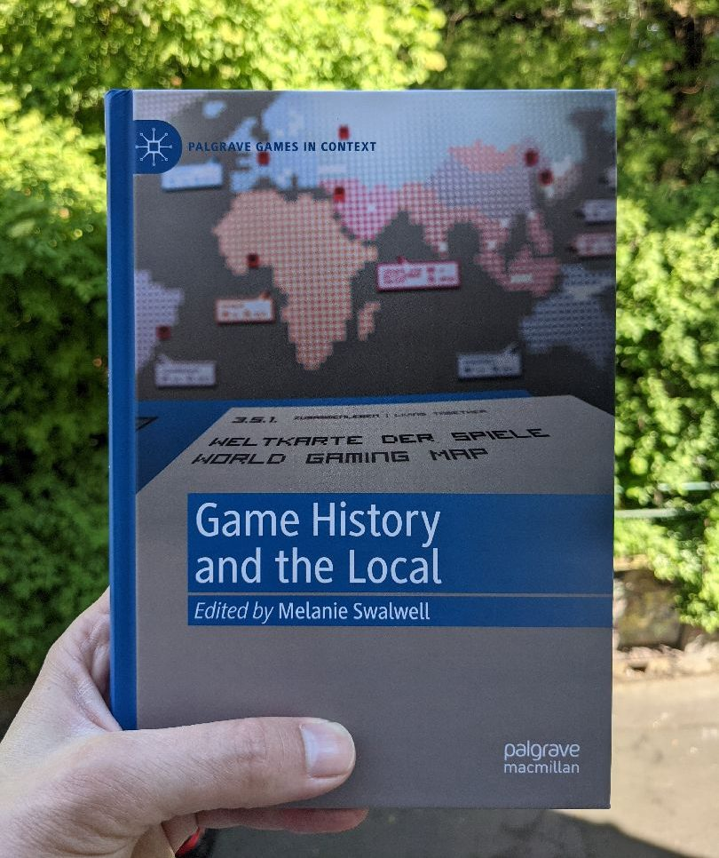 Read on Hyperlocal Games in a New Book on Game History and the Local